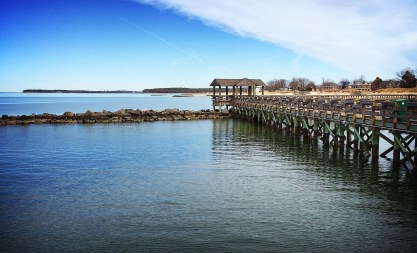 Cape Charles Pier