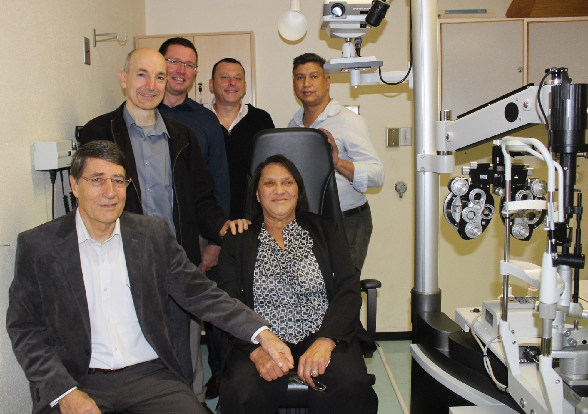 "{NEWS}{MEDIA RELEASE} The Slick Restaurant Group and Tygerberg Hospital ""giving the gift of sight"""