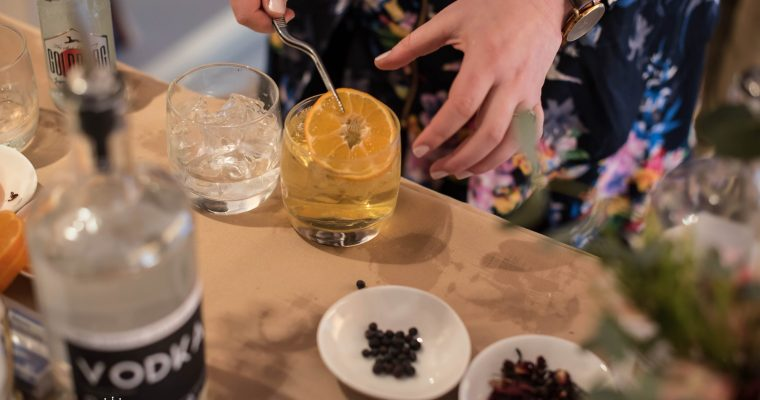 {EVENT} Gin-tastic launch of the Cape Town Gin Route