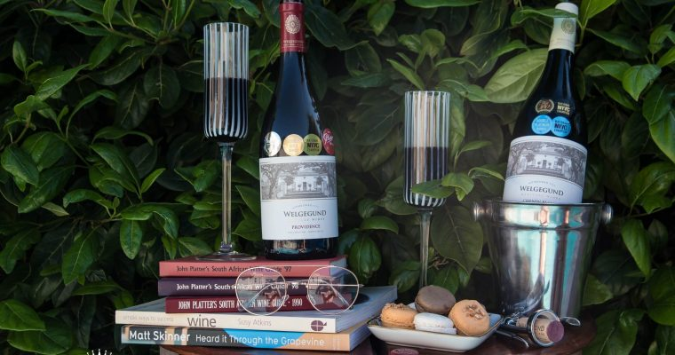 {WINE REVIEW} Welcome summer with Welgegund Heritage Wines