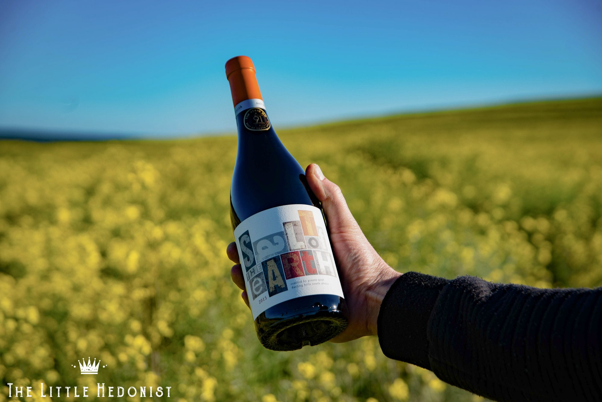 {WINE REVIEW} Groote Post's Salt of the Earth 2015