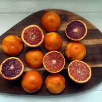 Blood Orange Curd