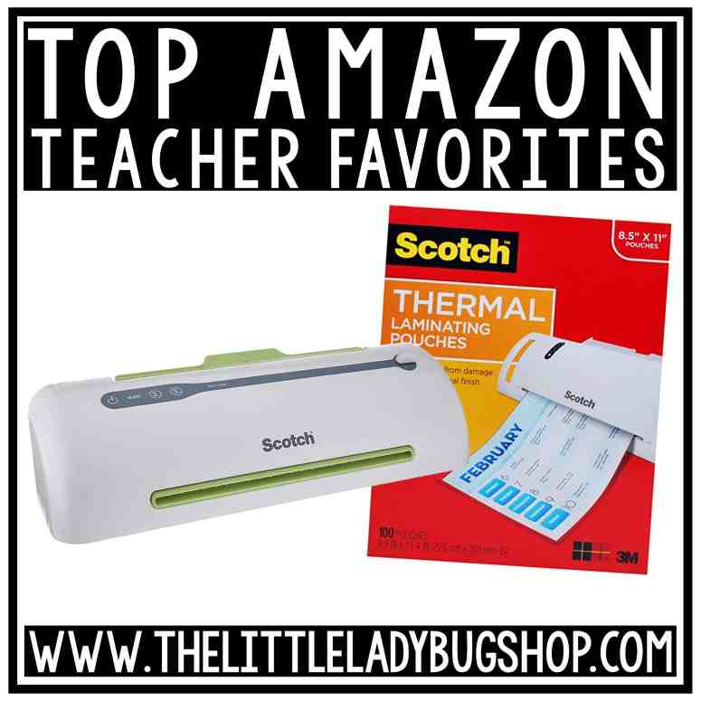 Amazon Teacher Favorite Finds for the classroom