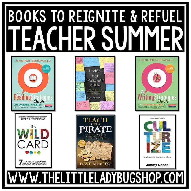 Summer Reading Professional Development for Teachers