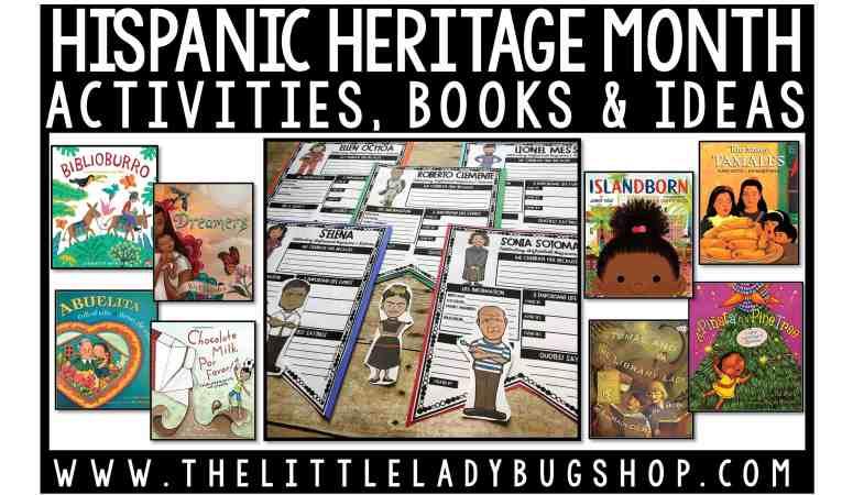 Hispanic Heritage Month Ideas and Activities