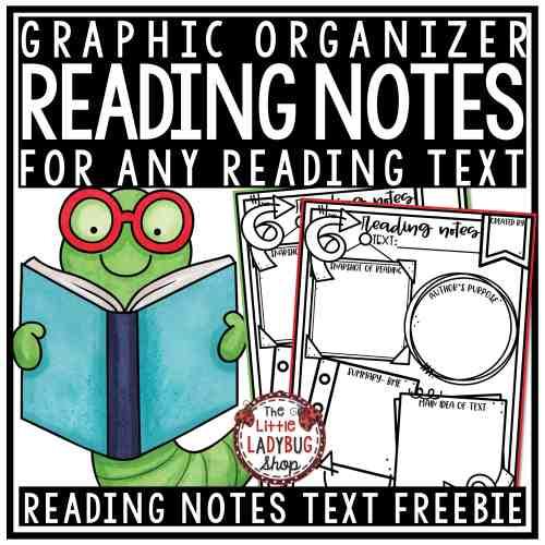 Freebie Strategies that Promote Reading Comprehension Skills