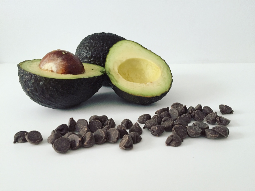 The Little Loft - Avocado and chocolate chips