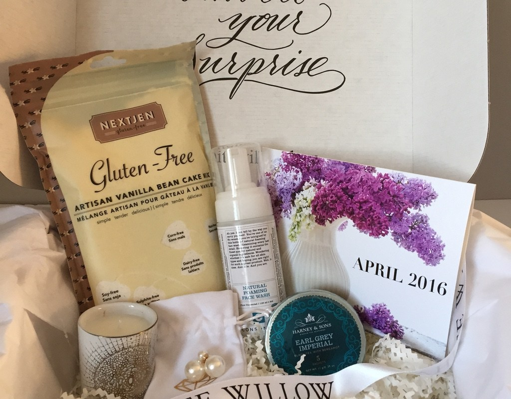 White Willow April Box