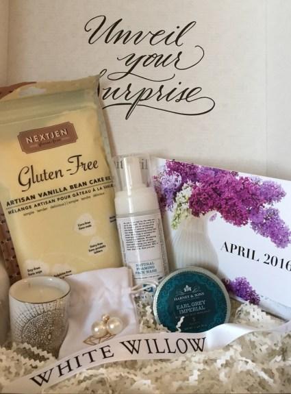 White Willow April Box