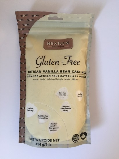 The Little Loft - Gluten-Free Cake Mix