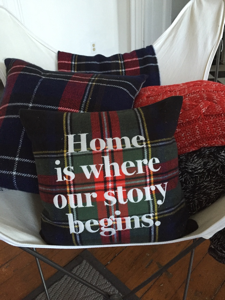 pillow quote
