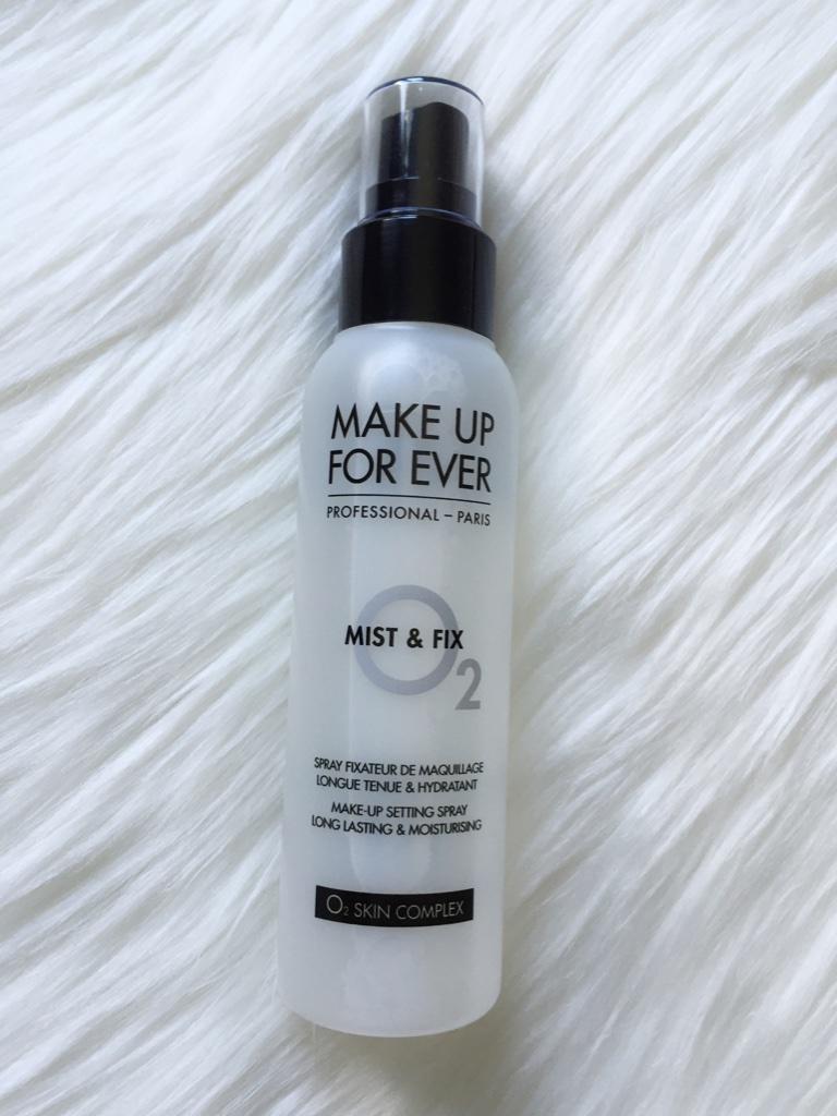 Make Up For Ever Mist & Fix Spray