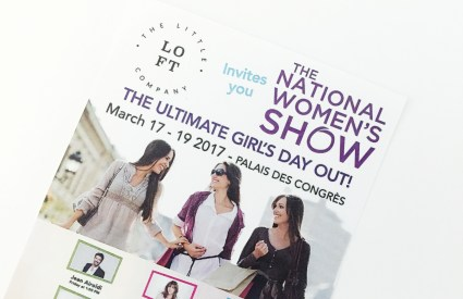 The National Women's Show – Montreal