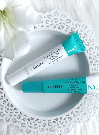 Laneige Heating & Clean Duo Review