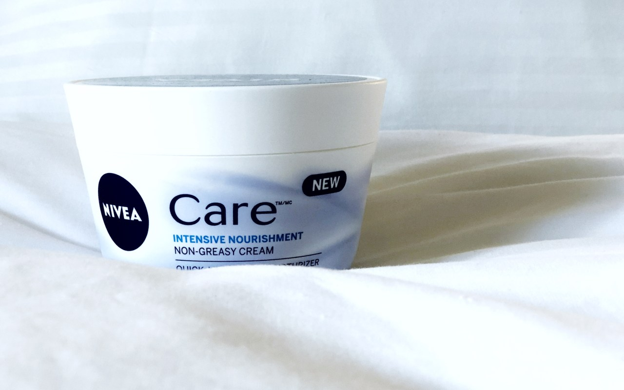 Nivea Care Intensive Nourishment Cream Review