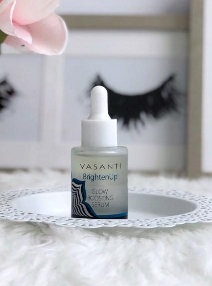 Vasanti Brighten Up! Glow Boosting Serum Review