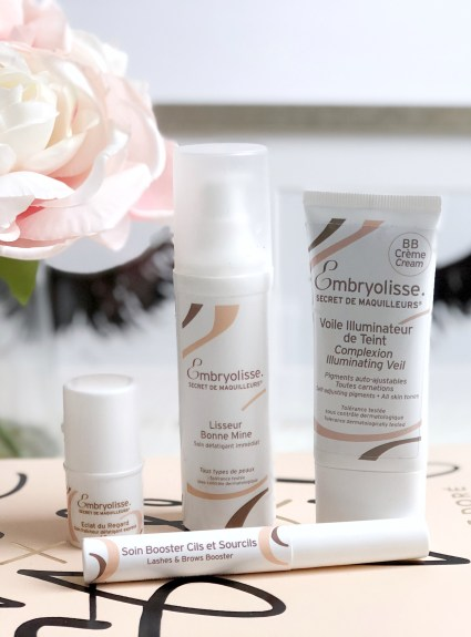 Skin Prep with Embryolisse's Secret de Maquilleurs