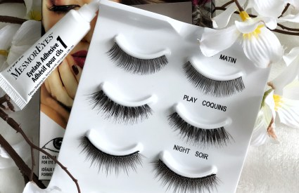 MesmorEyes Lashes Review