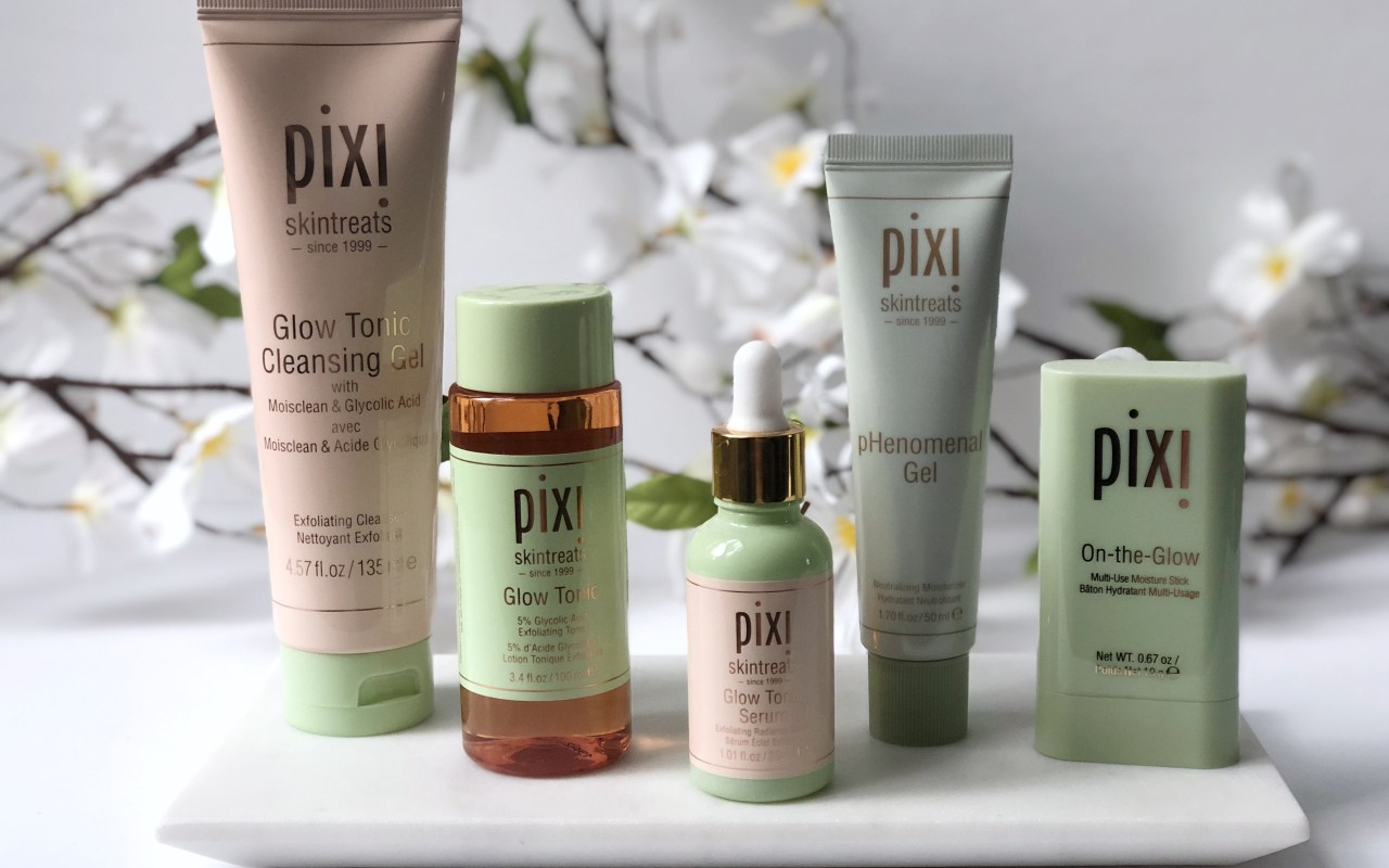 Pixi Glow Collection Review
