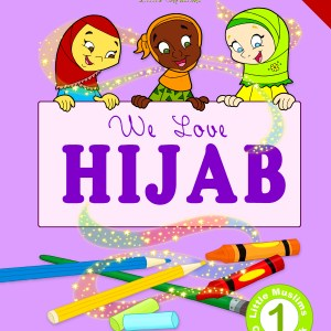 LM Coloring Book 3- We Love Hijab