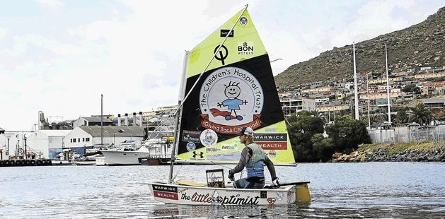 Optimism Fills Sails Of Heart Op Veteran   Times Live