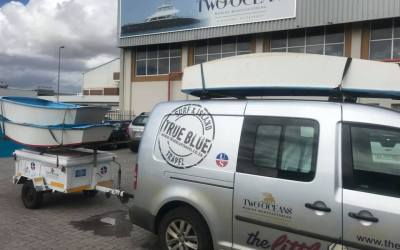 Boat Deliveries – AHOY!