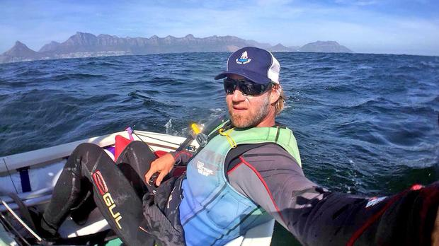 Cape Times | The Great Optimist Race to Raise Funds For Little Kids & Turtles