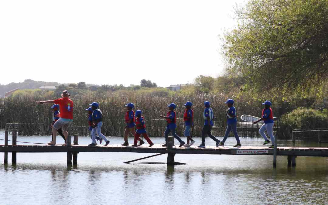 Great Optimist Boat Race Launches In Cape Town