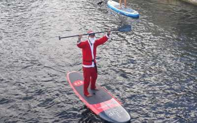 Paddle For Presents | Argus Newspaper Article – 3/12/18