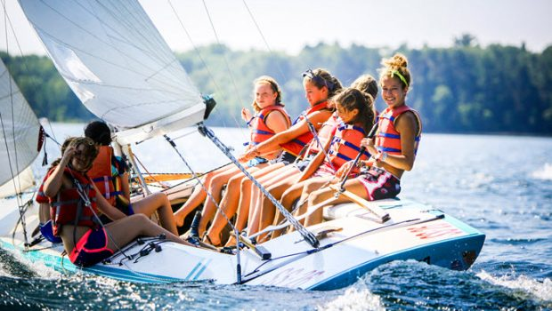 How sailing helps navigate life