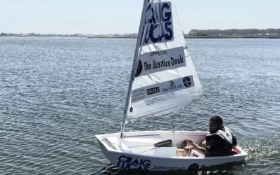 'Voice' winner Craig Lucas to swop mike for Great Optimist Race boat