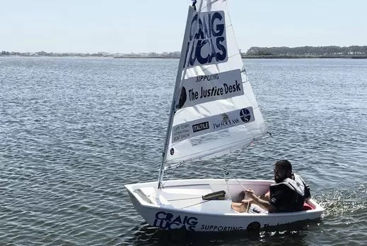 'Voice' winner Craig Lucas to swop mike for Great Optimist Race boat