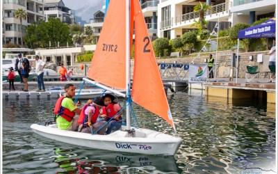 Smooth sailing at the Optimist Sailing Academy