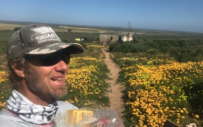 Feeding isolated families in Elands Bay