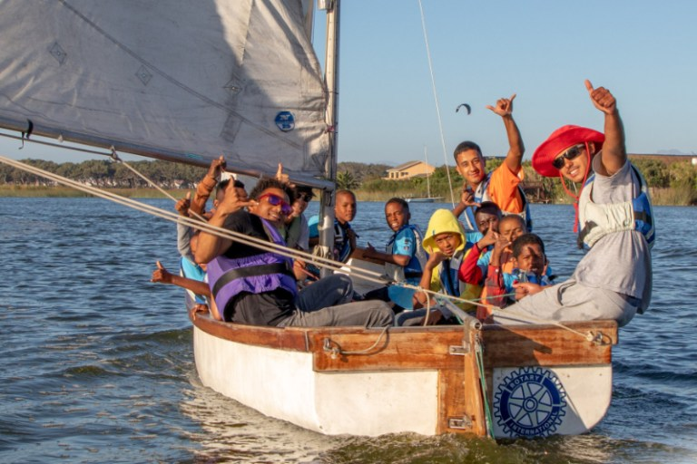 Charity Sailing Day Report