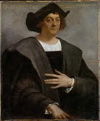 Christopher Columbus, favorite 15th Century villain of leftists everywhere.