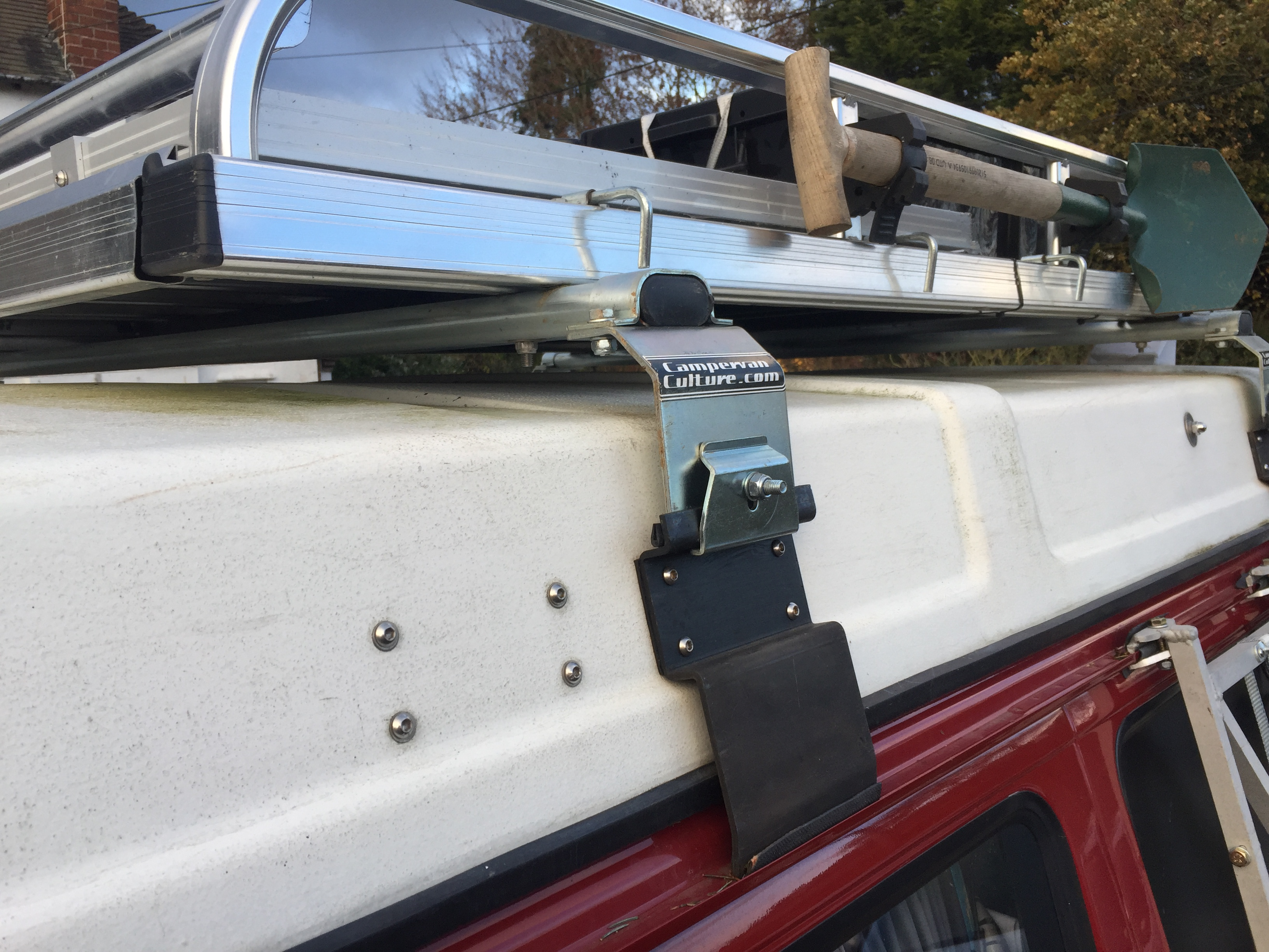diy expedition roof rack system the