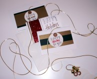 Holiday Cards | The Little Red Heart