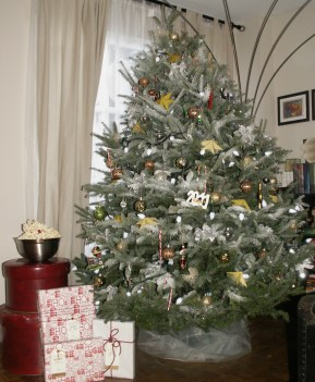 Christmas Tree | The Little Red Heart