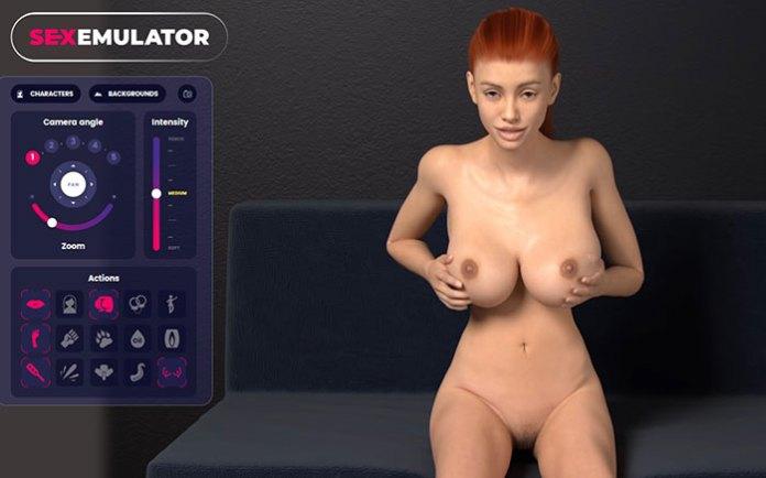 sex simulator adult games