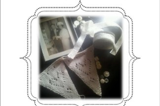 Vintage Wedding Bunting Knitting Pattern