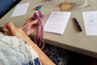 Crochet courses Kent