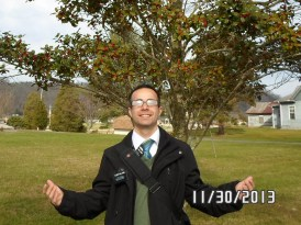Elder Williams and the Holly Tree =)