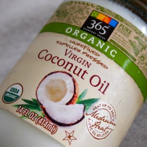 Coconut Oil - Nature's Best Beauty Product!
