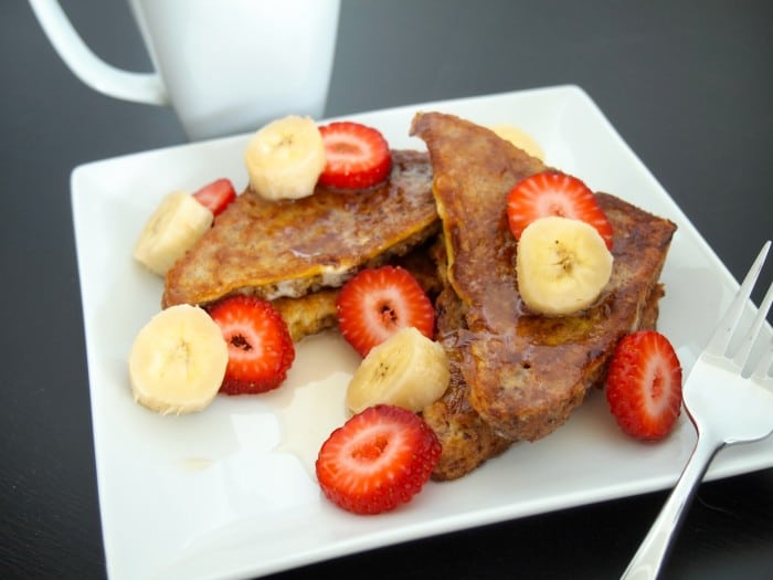Ezekiel French Toast