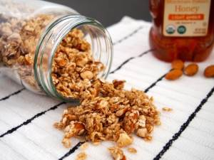 Super Simple Granola