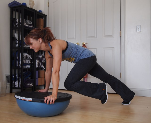 Bosu HIIT Workout