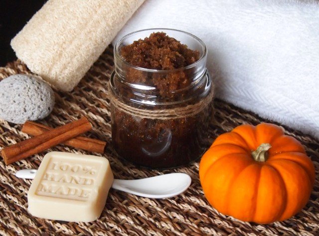 Brown Sugar & Spice Scrub