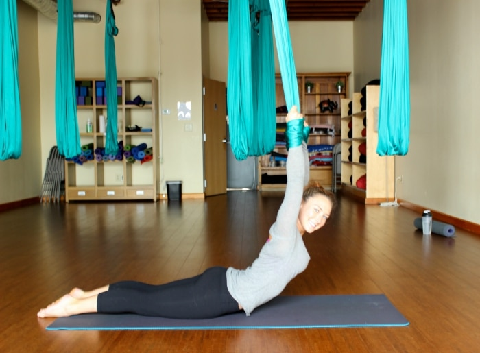 Aerial Yoga Tips