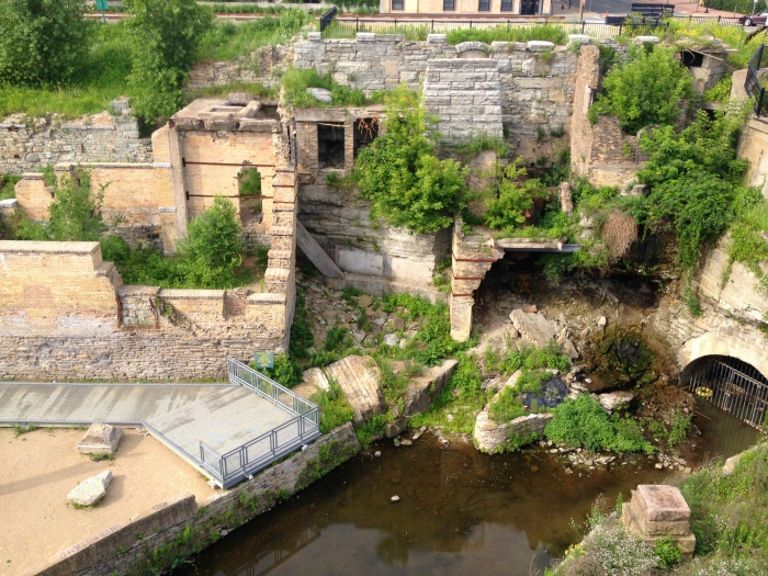 Mill Ruins 2